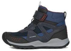 Geox chlapčenská členková obuv Teram J04AEB 022ME C4244