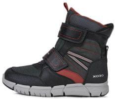 Geox chlapčenská členková obuv Flexyper J049XA 0FUFE C0260