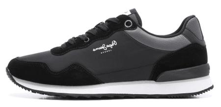 Pepe Jeans Cross 4 Urban PMS30669 férfi sportcipő, 41, fekete