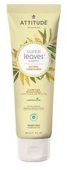 Interkontakt Přírodní kondicionér ATTITUDE Super leaves s detoxikačním účinkem - rozjasňující pro normální a mastné vlasy 240 ml