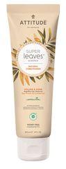 Interkontakt Přírodní kondicionér ATTITUDE Super leaves s detoxikačním účinkem - lesk a objem pro jemné vlasy 240 ml