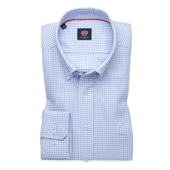 Willsoor Košile London bledě modrá 10113