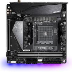 GIGABYTE B550I AORUS pre AX - AMD B550