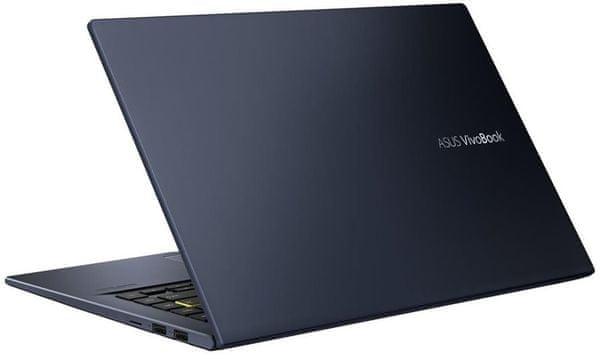 Notebook Asus Vivobook M413DA-EB474T Full HD SSD tenký rámik procesor AMD ryzen 3 3200 komfort pohodlie