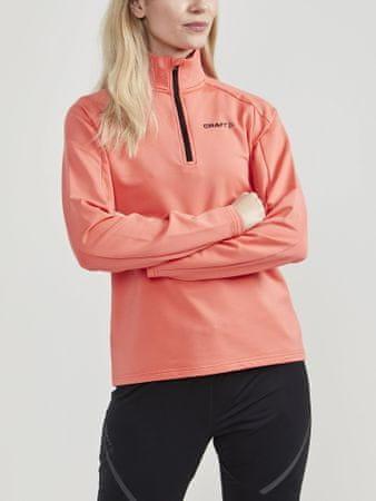 Craft Core Gain Midlayer Trace ženska majica z dolgimi rokavi, XS