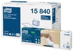 Tork Xpressnap® extra jemné ubrousky do zásobníku bílé Premium N4 - 15840