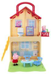 TM Toys Peppa Pig Összerakható házikó
