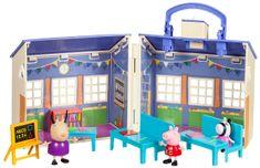 TM Toys Peppa Pig készlet Iskola