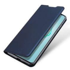 Dux Ducis Skin Pro knížkové kožené pouzdro na Samsung Galaxy S10 Lite, modré