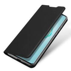 Dux Ducis Skin Pro knížkové kožené pouzdro na Samsung Galaxy S10 Lite, černé