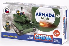 Cheva Stavebnice Cheva 49 - Tank