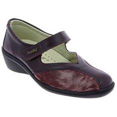 Podowell STAR strečová dámská obuv pro halluxe a kladívkové prsty vínová PodoWell Velikost: 36