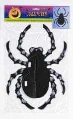 Dekorácie pavúk - HALLOWEEN - 35 cm