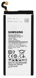SAMSUNG EB-BG920ABE Baterie Li-Ion 2 550 mAh (Service Pack) GH43-04413B