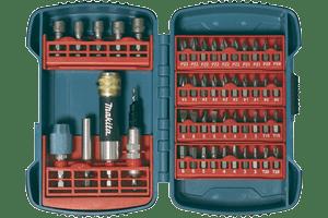 Makita 49-dijelni set vijčanih nastavaka P-52043