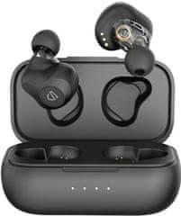 SoundPeats słuchawki bezprzewodowe Truengine SE, czarne