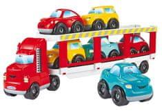 ECOIFFIER Abrick autómentő 6 autóval