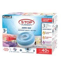 Ceresit STOP vlhkosti AERO 360° tablety 3v1 3x450 g aroma