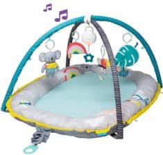 Taf Toys Játszószőnyeg & fészek zenével újszülöttek számára Koala