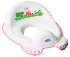 Tega Baby siedzisko na WC a powłoką antypoślizgową Peppa Pig