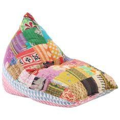 shumee Worek sako, tkanina, wielokolorowy patchwork
