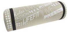 LIFEFIT Podložka Yoga Mat Exkluziv, 100×60×1 cm