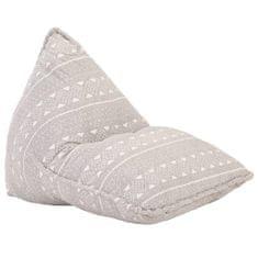shumee Worek sako, tkanina, jasnobrązowy patchwork