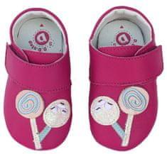 D-D-step dievčenská domáca obuv K1596-991A