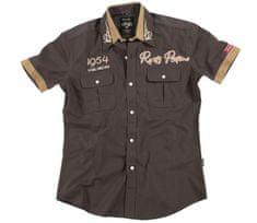 Rusty Pistons košile RPTSM24 Dustin brown