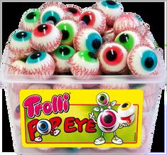 Trolli želé oči 60x18,8g