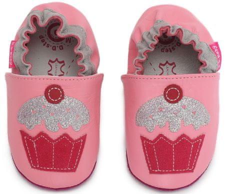 D-D-step otthoni lány papucs K1596-329 rózsaszín 19