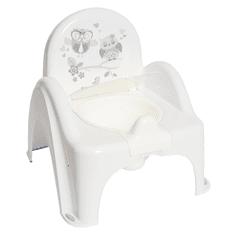 Tega Baby nocnik krzesełko Sowa biały