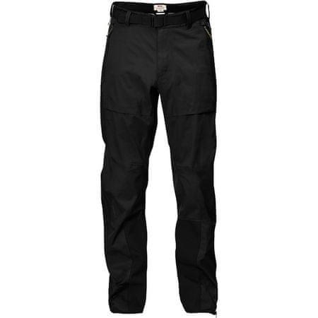Fjällräven Keb Eco-Shell Trousers, czarny, s