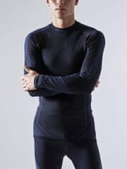 Craft Craft Core Dry Fuseknit moški komplet, črno-siv