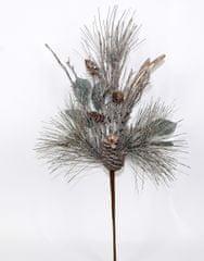 DUE ESSE Świąteczna gałązka sosny 50 cm
