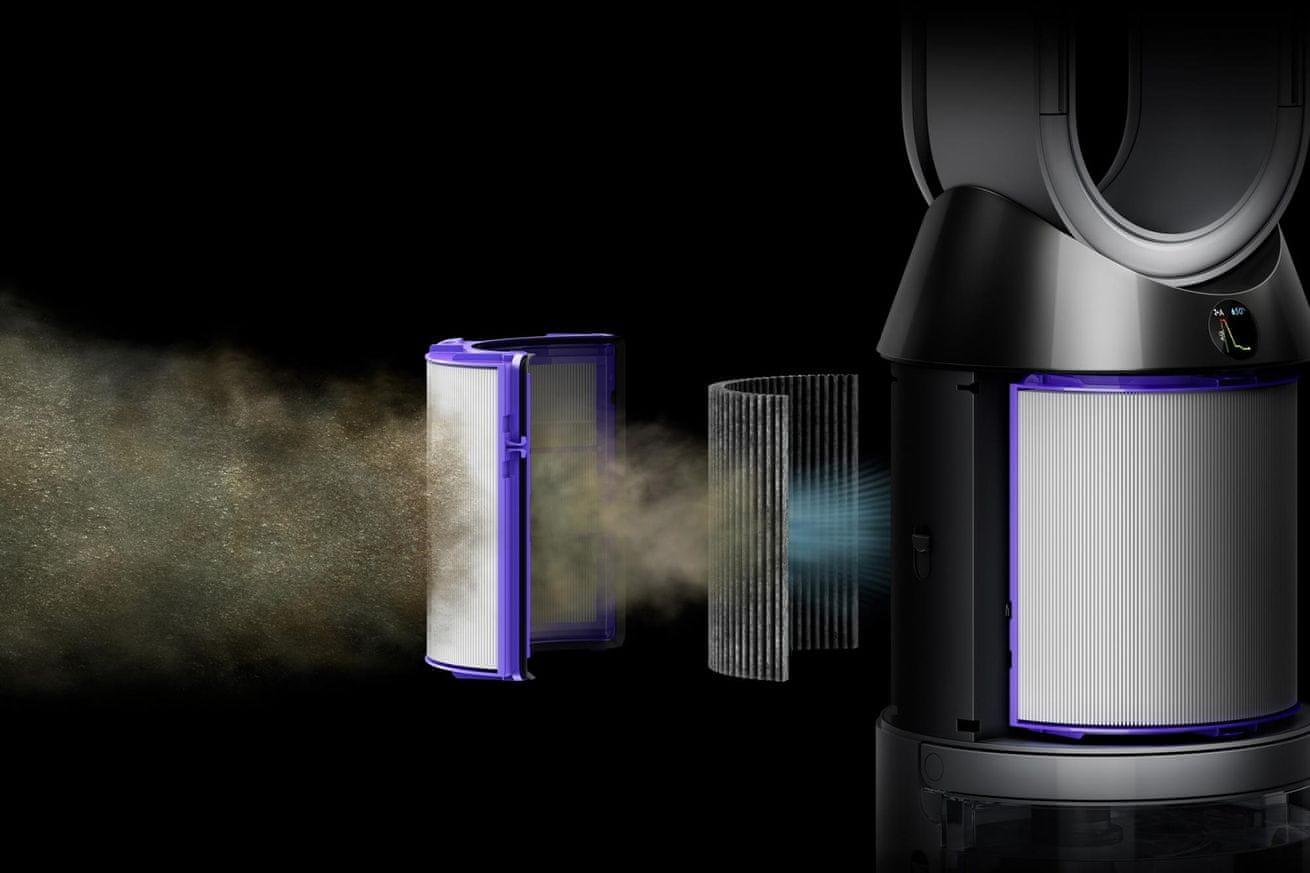 Dyson PH01 3360° filtr szklany