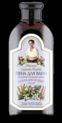 Natura Siberica Agafja relaxačná pena do kúpeľa s mydlicou lekárskou