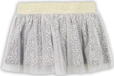 Dirkje spódnica dziewczęca - wzór lamparta 92