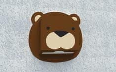Print Expert Zásobník na papierové utierky - Medveď