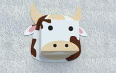 Print Expert Zásobník na papierové utierky - Krava