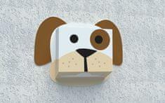 Print Expert Zásobník na papierové utierky - Pes