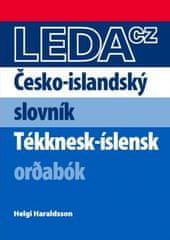 LEDA Česko-islandský slovník - Helgi Haraldsson