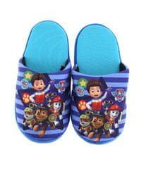 """SETINO Chlapčenské papuče na doma """"Paw Patrol"""" - modrá"""