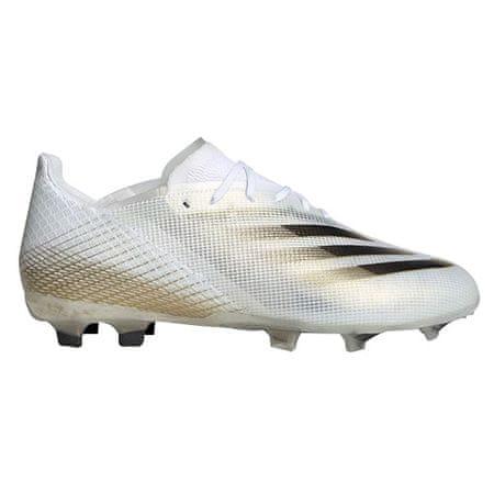 Adidas X GHOSTED.1 FG J, X GHOSTED.1 FG J | EG8181 | FTWWHT / CBLACK / METGOL | 4