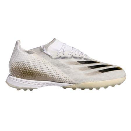 Adidas X GHOSTED.1 TF, X GHOSTED.1 TF | EG8173 | FTWWHT / CBLACK / METGOL | 9.