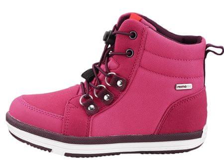Reima buty dziewczęce do kostki Wetter 40 różowe