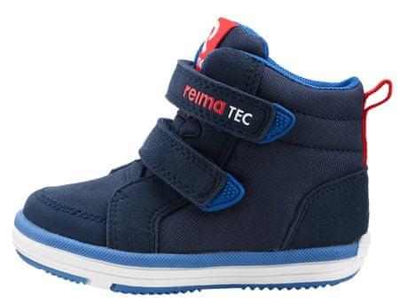 Reima buty dziecięce do kostki Patter 27 ciemnoniebieskie