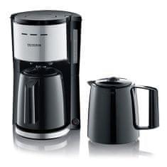 SEVERIN KA 9253 kávovar s 2 termokanvice, BVZ skladové číslo: 9205218