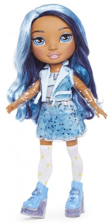 Rainbow High Tęczowa lalka - niebieska