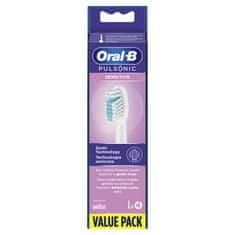 Oral-B Pulsonic Sensitive 4 ks náhradné hlavice